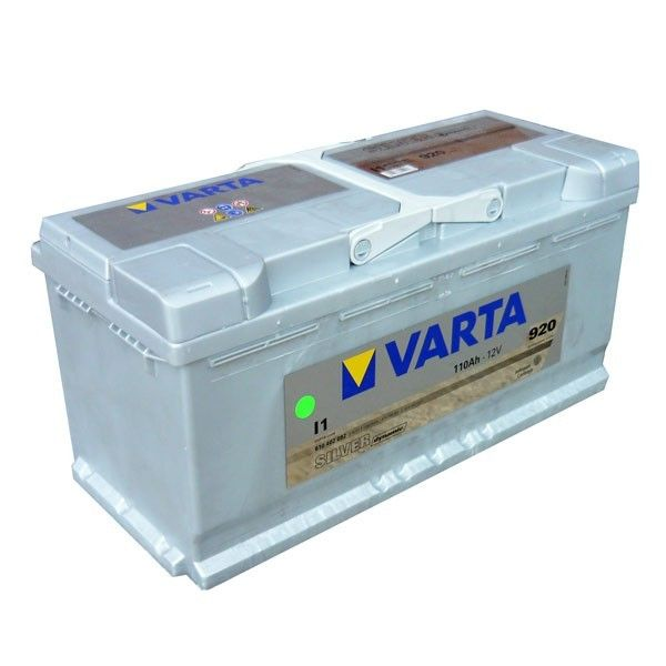 varta silver dynamic 110 ah autospot. Black Bedroom Furniture Sets. Home Design Ideas