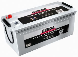 Berga Truck Power Block 180 Ah