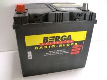 Berga Basic Block 60 Ah L+