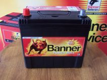 Banner Power Bull 60 Ah L+