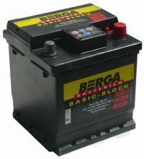 Berga Basic Block 40 Ah