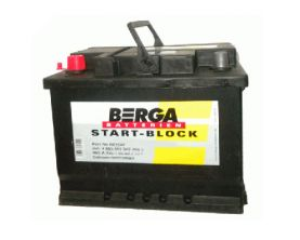 Berga Start Block 56 Ah L+