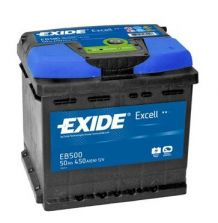 Exide Excell 50 Ah