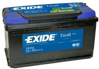 Exide Excell 95 Ah