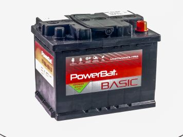 Powerbat Basic 60 ah