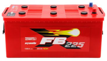 Westa Fire Ball 225 Ah