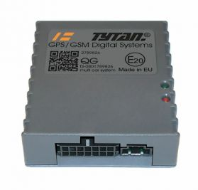 TYTAN DS-512 GPS/GSM Car Alarm