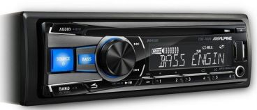 ALPINE CDE-182R CD/USB MP3