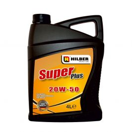 Hilber Super Plus 20W-50 4L