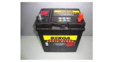 Berga Basic Block 35 Ah