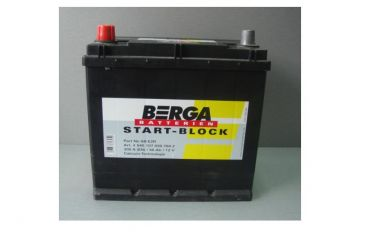 Berga Start Block 45 Ah L+