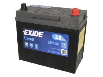 Exide Excell 45 Ah R+