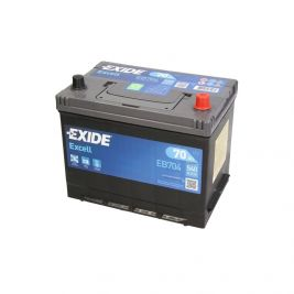 Exide Excell 70 Ah