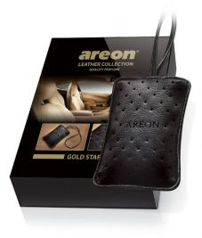 AREON Leather GOLD STAR
