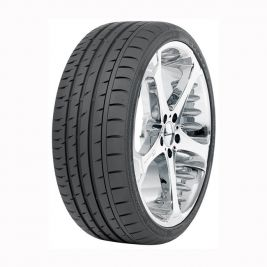 CONTINENTAL ContiSportContact 3 255/40R17 94W