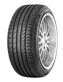 CONTINENTAL ContiSportContact 5 225/40R19 89W  *