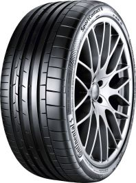 CONTINENTAL SportContact 6 255/30R19 91Y XL