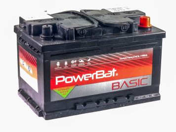 Powerbat Basic 74 Ah
