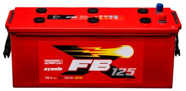 Westa Fire Ball 125 Ah