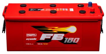 Westa Fire Ball 180 Ah