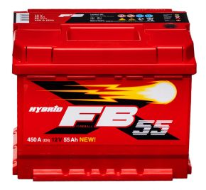 Westa Fire Ball 55 Ah
