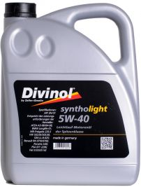 Divinol Syntholight 5W40 5L