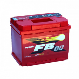 Westa Fire Ball 60 Ah L+