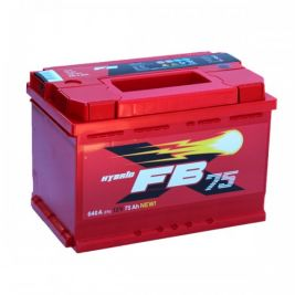 Westa Fire Ball 75 Ah