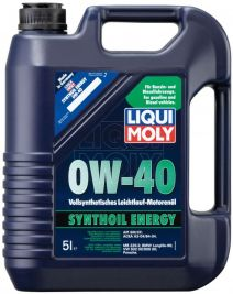 Liqui Moly Synthoil Energy SAE 0W40 5L