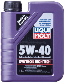 Liqui Moly Synthoil High Tech SAE 5W40 1L
