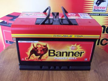 Banner Power Bull 72 Ah