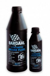 Bardahl - Brake Fluid-DOT 4 1L