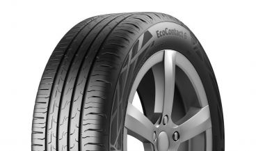 CONTINENTAL ECOCONTACT-6 245/40R18 97Y XL