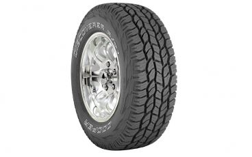COOPER DISCOVERER A/T3 245/75R17 121/118S