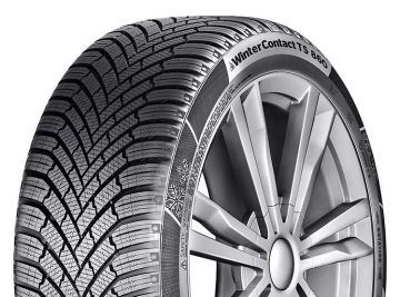 CONTINENTAL WinterContact TS860 205/55R16 91T