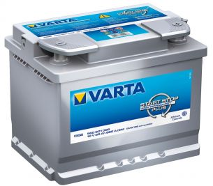 Varta Start-Stop Plus 60 Ah