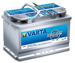 Varta Start-Stop Plus 70 Ah