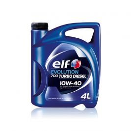 ELF EVOLUTION 700 TURBO DIESEL 10W40 4L