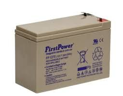 First Power 7 AH 12V