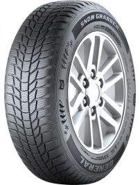 GENERAL TIRE SNOW GRABBER PLUS 235/60R18 107H XL FR