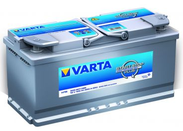Varta Start-Stop Plus 105 Ah