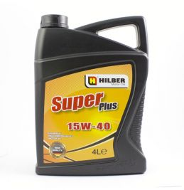 Hilber Super Plus 15W-40 4L