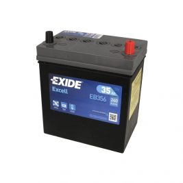 Exide Excell 35 Ah R+
