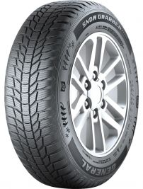 GENERAL TIRE SNOW GRABBER PLUS 215/60R17 96H FR
